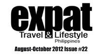 Featured in Expat Magazine