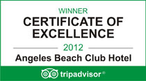 Winner of 2012 Certificate of Excellence