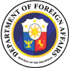 Department of foreign affairs